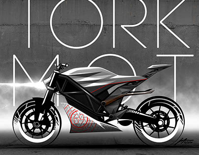 Electric Motorcycle For Tork Motors