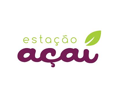 Estação Açaí | Identity