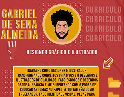 Curriculo Criativo Design