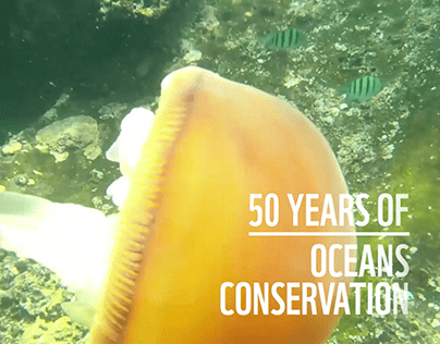 50 years of oceans conservation