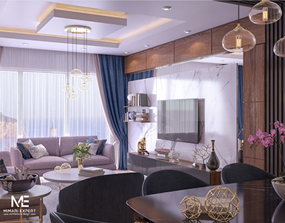3 ISTANBUL PROJECT ( LIVING ROOM) 1