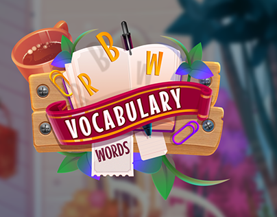 Game Art (vocabulary Words)