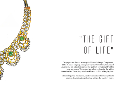 Jewellery Design-Gift Of Life
