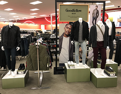 Target Visual Merchandising