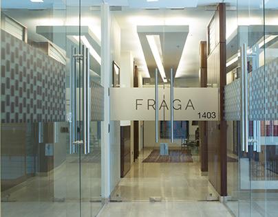 Diseño de cristales FRAGA.