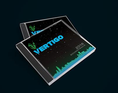 Logo & Branding for EDM Festival: Vertigo