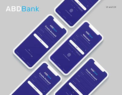 eBanking App Design