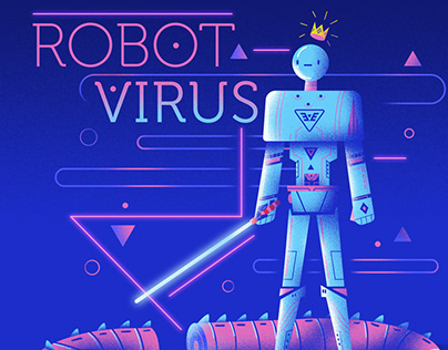 :::Robot Virus:::