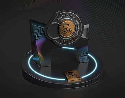 Mockup 3D | Troféu SDA 2020