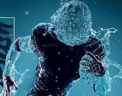 Water Splash Photoshop Action CS3+