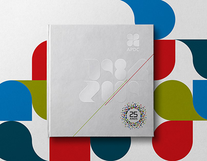 APDC - 25 years book