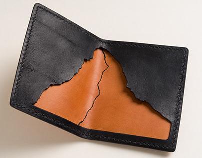 The Matterhorn wallet