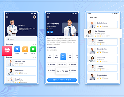 Doctor Consultation & Appointment App