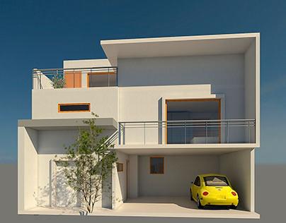Proyecto de vivienda GC