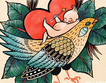 Valentines Day Flash