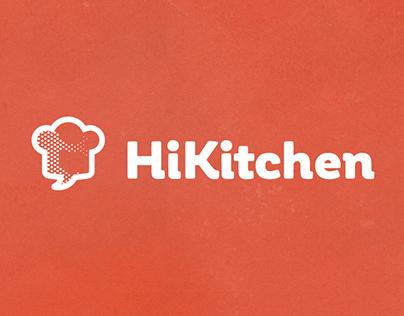 Hikitchen - Branding and web design
