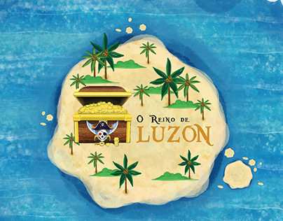 Reino de Luzon Board Game