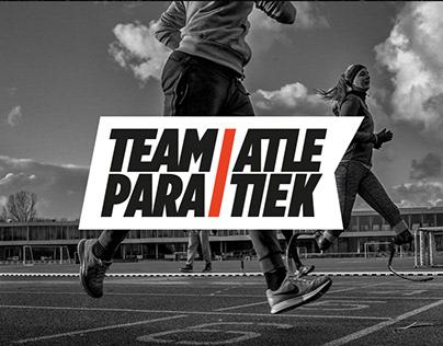 Branding Team Para Atletiek