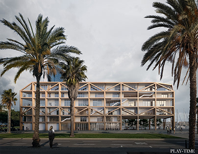 New Nautical School | BAAS + Bop Arquitectura
