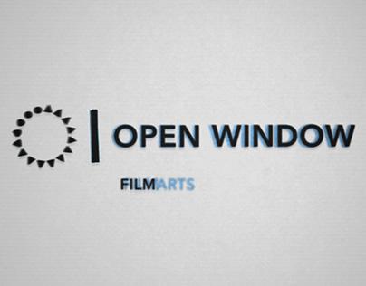 Open Window Film Arts - Logo Reveal