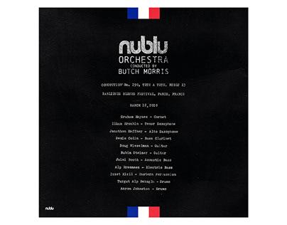 Nublu Orchestra - Live Series