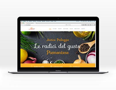 Antico Pedaggio_sito web dinamico responsive