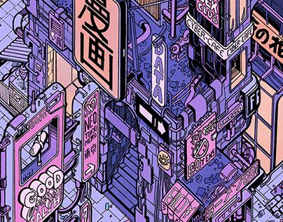 Neo Tokyo 迷宮