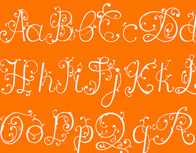 Light Dreams Typeface