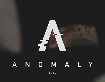 Anomaly SFFF 2016 Branding
