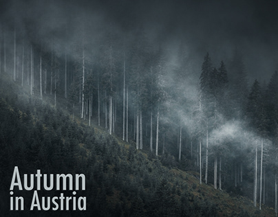 Autumn in Austria