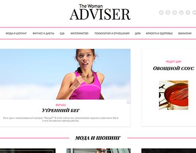 The Woman Adviser