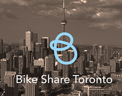 Bike Share Toronto | Rebrand