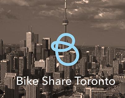 Bike Share Toronto | Rebrand