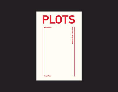 PLOTS - Journal of Design Studies