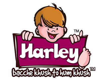 Harley 'Tedha Medha'