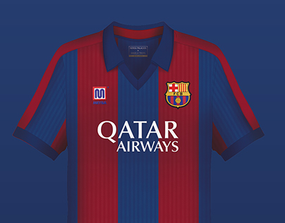 20 Barcelona jerseys in 2 days