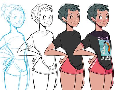 Character Design Part II