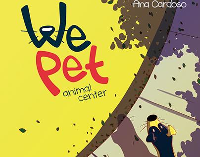 We Pet - Quadrinho de Ana Cardoso lançado no FIQ 2015
