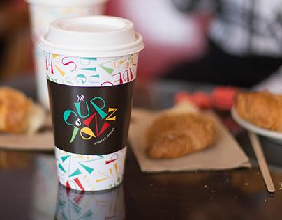 Cup O' Jazz Branding