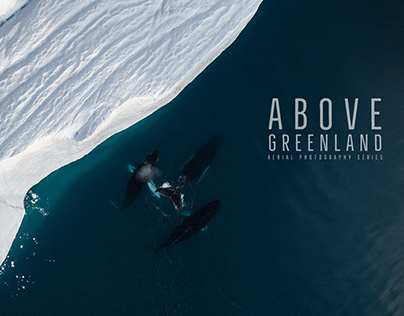 Above Greenland