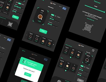 Redesign of coffee machine