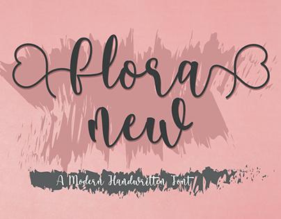 Flora Script