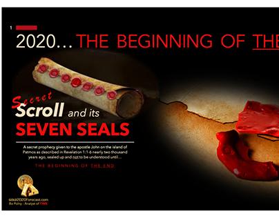 Secret Scroll and Its Seven Seals   Bo Polny