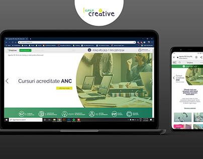 Cursuri Creative_Web Design