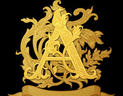 Emblem design for Lotte Avinuel World Tower