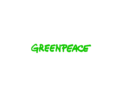 GREENPEACE - Approved By The Earth