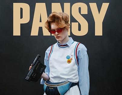 BOY SCOUT x PANSY