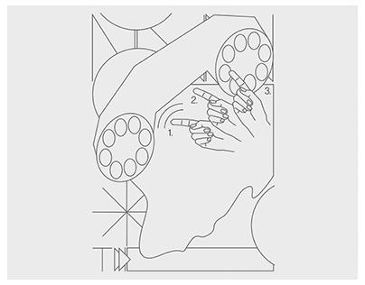 illustration / fount magazine