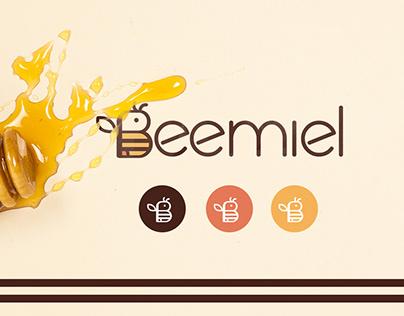 Beemiel - Creación de marca