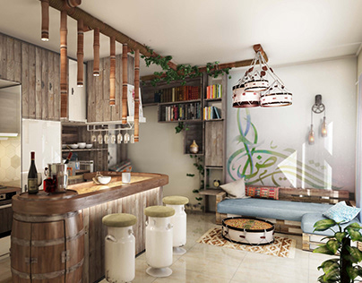 Sustainable Boho Beach House